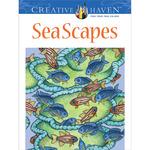 Creative Haven SeaScapes - Dover Publications