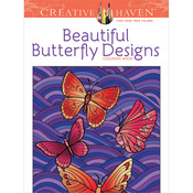Creative Haven Beautiful Butterfly - Dover Publications