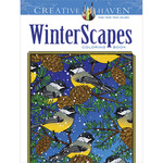 Creative Haven WinterScapes - Dover Publications