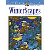 Creative Haven WinterScapes - Dover Publications