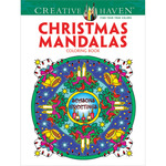 Creative Haven Christmas Mandalas - Dover Publications