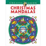 Creative Haven Christmas Mandalas - Dover Publications