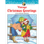 Creative Haven Vintage Christmas - Dover Publications