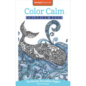 Color Calm Coloring Book - Design Originals