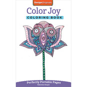 Color Joy Coloring Book - Design Originals