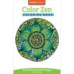 Color Zen Coloring Book - Design Originals