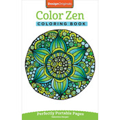 Color Zen Coloring Book - Design Originals