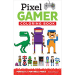 Pixel Gamer Coloring Book - Design Originals