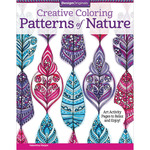 Creative Coloring Patterns Of Nature - Design Originals