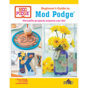 Beginner's Guide To Mod Podge - Leisure Arts
