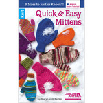 Quick And Easy Mittens - Leisure Arts