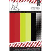 Vellum 5 x 7 Pad - Oh What Fun - Heidi Swapp