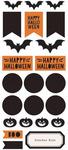 After Dark Minc Stickers - Crate Paper