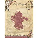 Angel - Find It Trading Amy Design Vintage Christmas Die