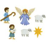 The Good Shepherd - Dress It Up Holiday Embellishments