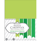 "Gorgeous Green - Core'dinations Value Pack Cardstock 8.5""X11"" 50/Pkg"