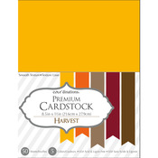 "Harvest - Core'dinations Value Pack Cardstock 8.5""X11"" 50/Pkg"