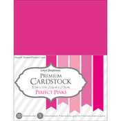 """Perfectly Pink - Core'dinations Value Pack Cardstock 8.5""""X11"""" 50/Pkg"""