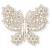 Frosted Butterfly - Wild Rose Studio Specialty Die