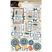 No. 1 - Papermania Mr. Mister A4 Decoupage Pack