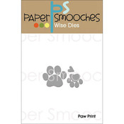 Paw Print - Paper Smooches Die