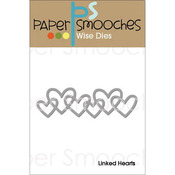 Linked Hearts - Paper Smooches Die