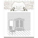 Brocante Christmas - Find It Trading Amy Design Embossing Folder