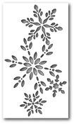 Snowflake Collage - Memory Box