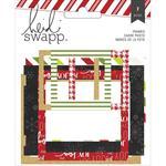 Oh What Fun Glittered Frames - Heidi Swapp
