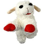 "Multipet Lamb Chop 10"" Toy"