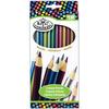 12/Pkg - Metallic Colored Pencils