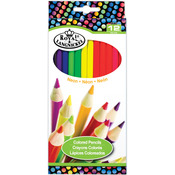 12/Pkg - Neon Colored Pencils