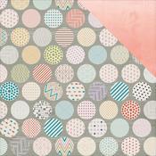Circle Street Paper - Cedar Lane - Pink Paislee