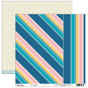 Stripes Paper - Thankful - Elles Studio