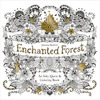 Enchanted Forest Coloring Book - Chronicle Books