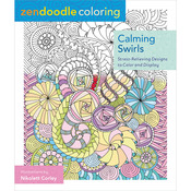 Zendoodle Coloring: Calming Swirls - St. Martin's Books