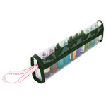 Teresa - Glue & Ink Container - Totally-Tiffany Easy To Organize Buddy Bag
