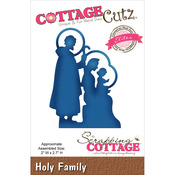 "Holy Family 2""X2.7"" - CottageCutz Elites Die"