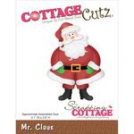 """Mr. Claus 2.1""""X2.8"""" - CottageCutz Die"""