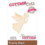 """Praying Angel 2.3""""X2.7"""" - CottageCutz Elites Die"""