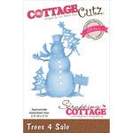 "Trees 4 Sale 2.3""X3"" - CottageCutz Elites Die"