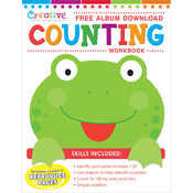 Counting - Creative Teaching Materials Workbook