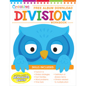 Division - Creative Teaching Materials Workbook