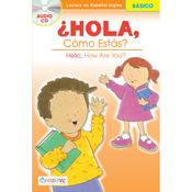 Hello, How Are You? - Creative Teaching Materials Spanish-English Book W/CD