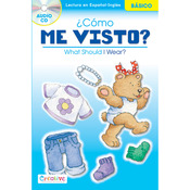 What Should I Wear? - Creative Teaching Materials Spanish-English Book W/CD