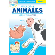 Look At The Animals - Creative Teaching Materials Spanish-English Book W/CD