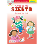 Sometimes I Feel - Creative Teaching Materials Spanish-English Book W/CD