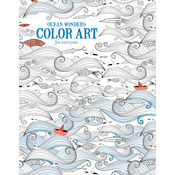 Ocean Wonders Color Art - Leisure Arts