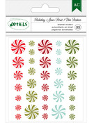 Candy - Holiday Details Enamel Dots