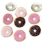 Doughnut - Eyelet Outlet Shape Brads 12/Pkg